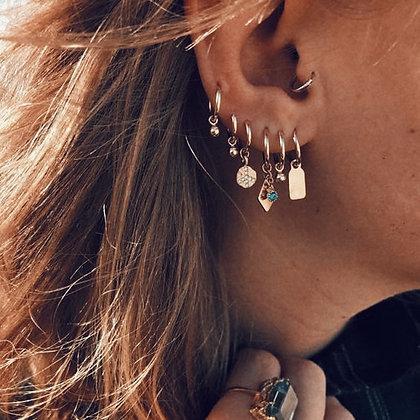One Spirit Earrings Set