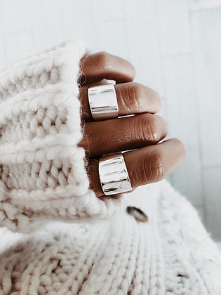 Shine Bright 925 Silver Ring