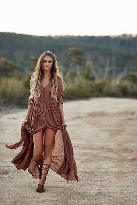 Earthling Ankle Dress