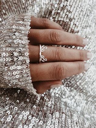 Deer 925 Sterling Silver Ring