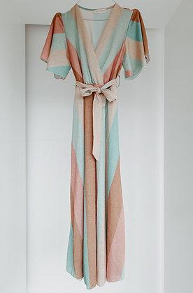 Soft Silver Dress
