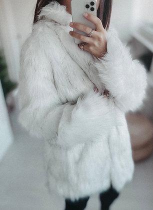 Polar Dream Faux Fur Coat