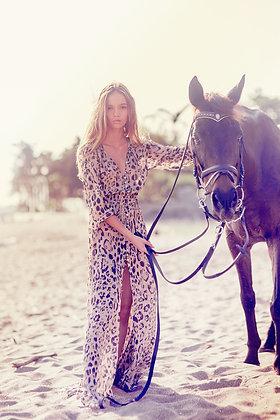 Havana Leopard Dress
