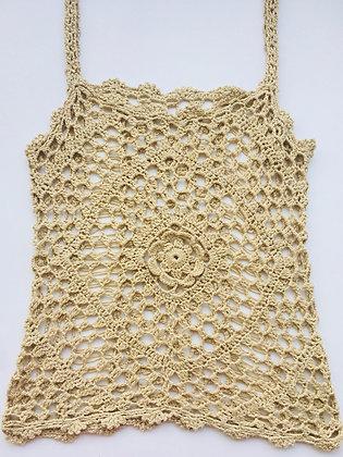 Starfish Crochet Top