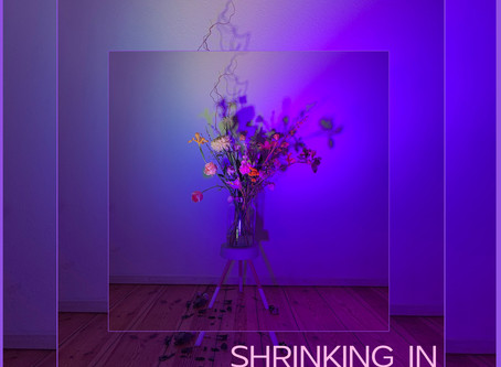 New Song Alert! Shrinking In to be released 22 May.