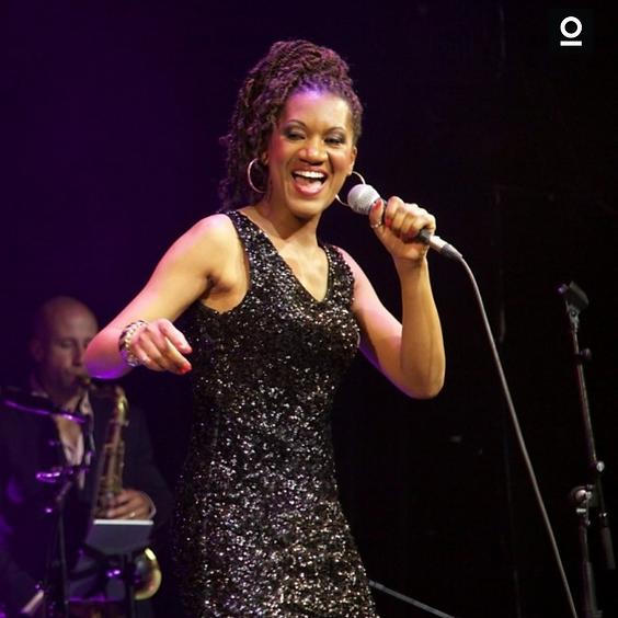 Cabaret Friday Night Jazz, Soul et Harlem Swing avec Jewelle McKenzie