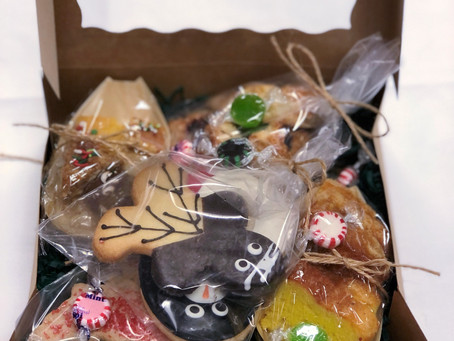 Holiday Dessert Boxes