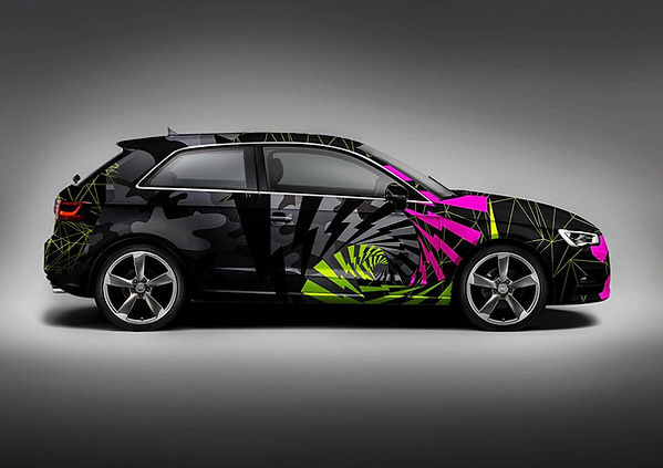 Car Wrap Services