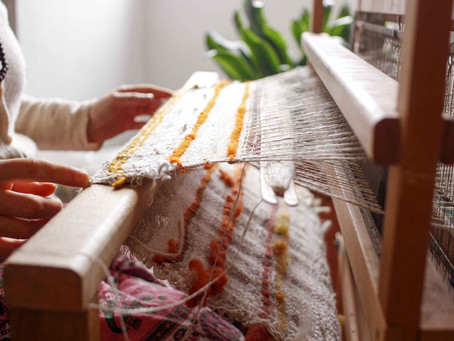 The works and handicrafts of the weavers and artisans of India were recently showcased in Nagpur