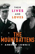 Cover - The Mountbattens by Andrew Lowni