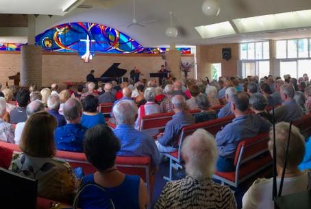 Sydney Viola Day: Sunday 12 December, Galston Uniting Church, Galston NSW