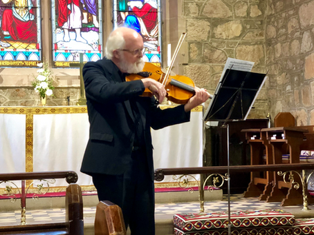Canberra Viola Weekend: Postponed (from 30 & 31 October 2021), St John's Anglican Church, Reid ACT