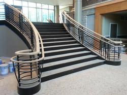 St. Bernard Handrails