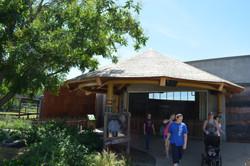 Tulsa Zoo Rhino Exhibit