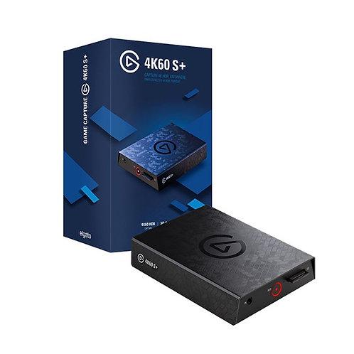 Elgato 4K60 S+ Capture Card 4K60 HDR10 capture standalone SD card recording zero