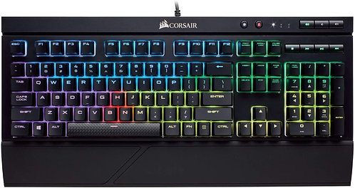 Corsair K68 RGB  Mechanical Gaming  Keyboard Backlit RGB LED, Dust and  Spill Re