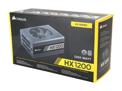 CORSAIR HX1200 1200W 80 PLUS PLATINUM Full Modular