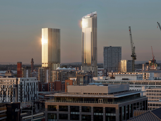 New skyscraper proposals trigger Manchester's next development boom