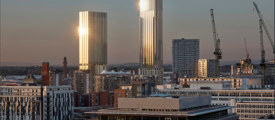 New skyscraper proposals trigger Manchester's next development boom