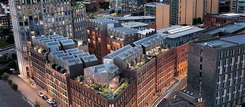 Latest Manchester development updates, May 2019