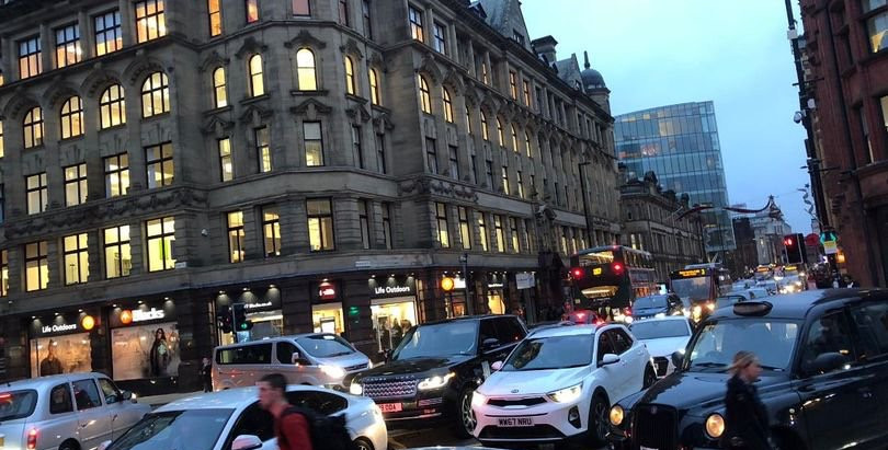 OPINION: Does Manchester need cars?