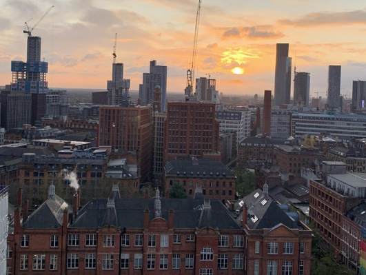ONS reveals Manchester and Salford are England's two fastest-growing cities
