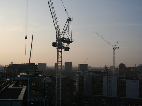 More tall buildings under construction in Manchester than any other European city outside of London