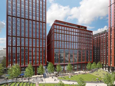 Manchester Development Update, February 2018