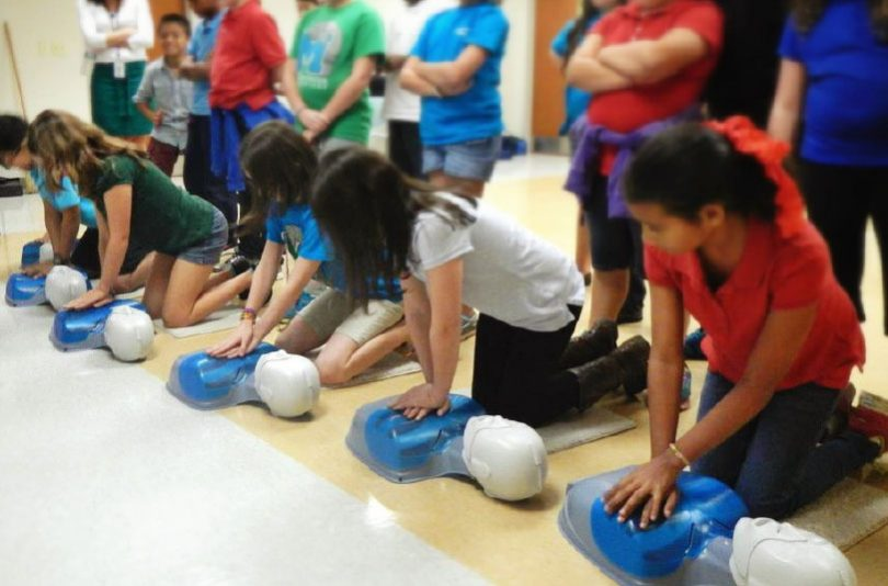 Feature In Home Magazine Cpr Training Gainesville Ocala