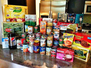 December Can Food Drive Returns