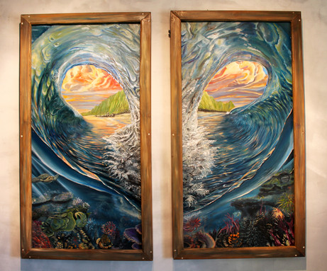 """Portals to Paradise"""