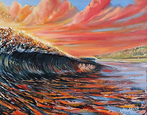 """""""Chasing Waves No. 2"""""""