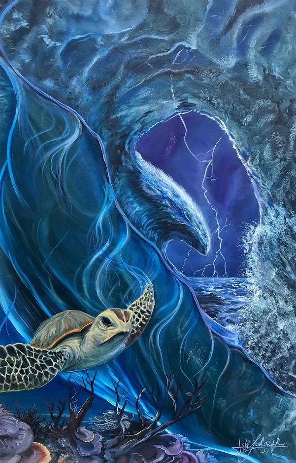 """Storm Surf"""