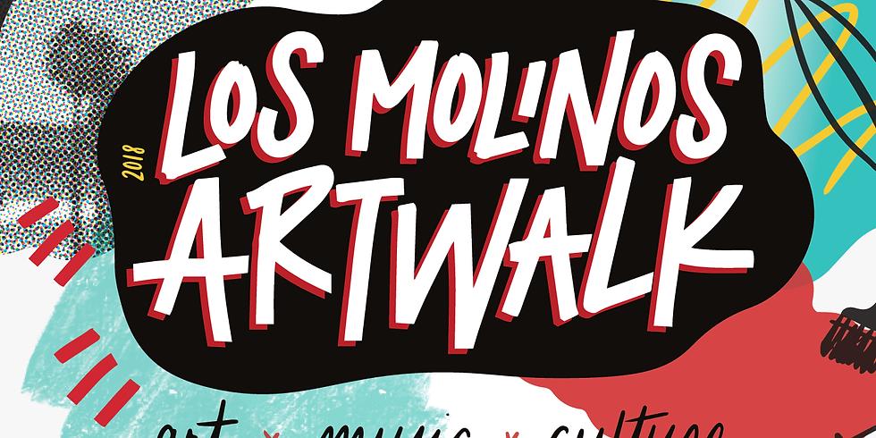 Los Molinos ArtWalk 2018