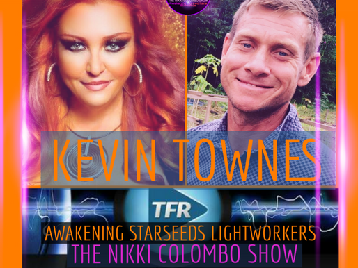 Radio interview with Kev - an Australian who became a shaman