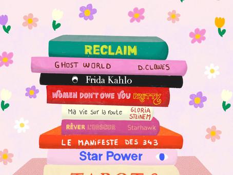 Notre sélection livres et BD pour bien commencer l'année.
