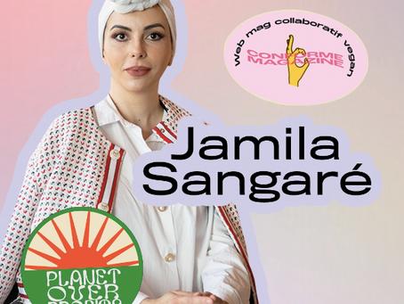 Jamila, fondatrice du concept store Janisa Concept store