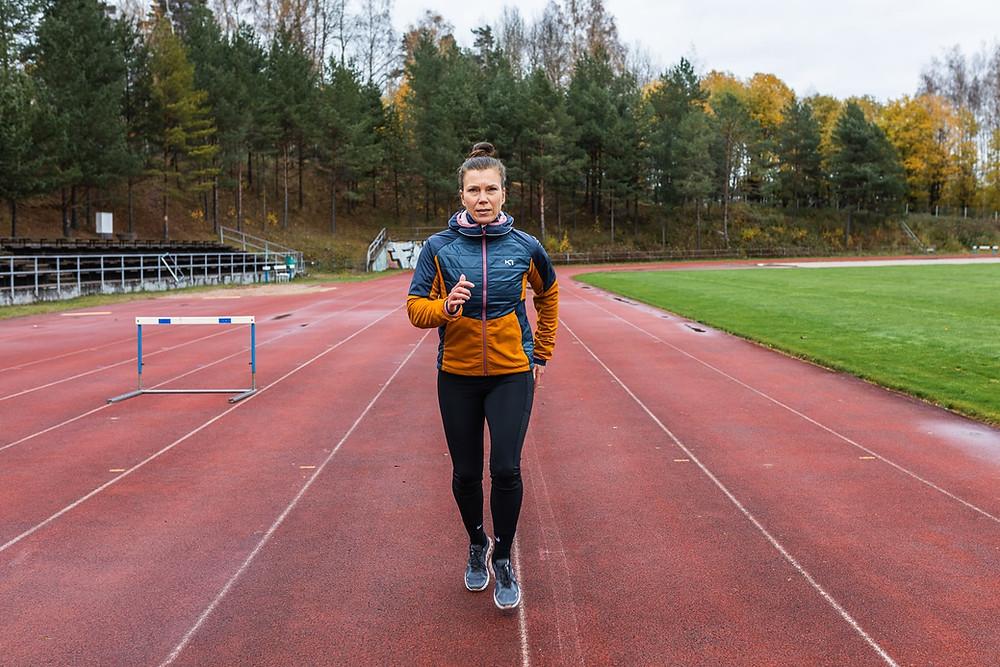 Naisten Kymppi, juoksuvalmennus, juoksuvalmennus verkossa