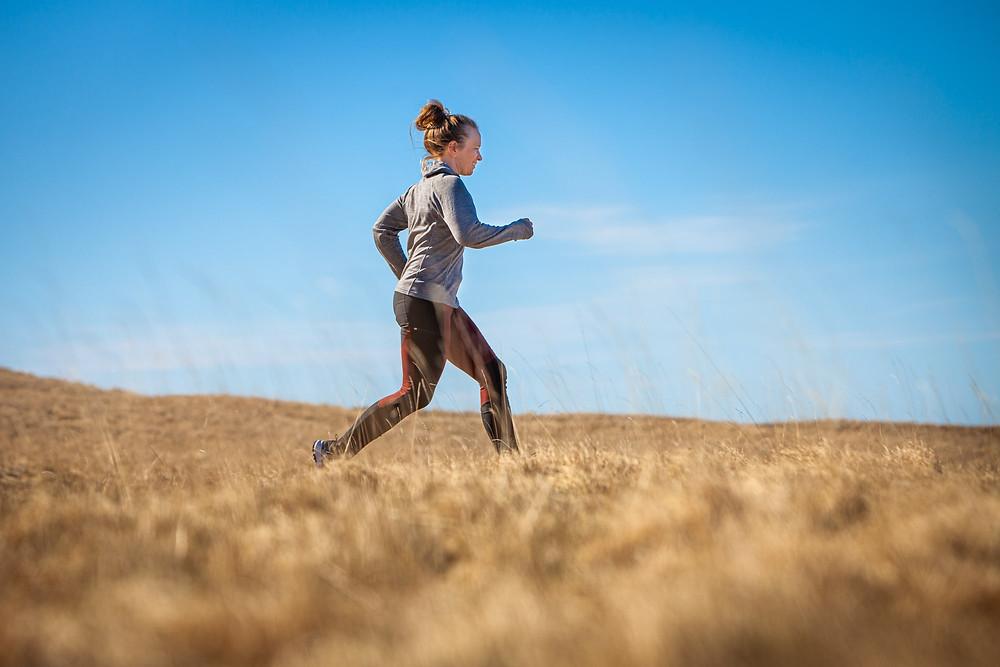 Satu Rämö, Vahva Elämä, juoksukurssi