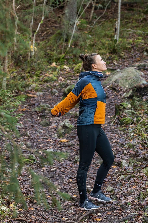 Rebekka Jaakkola, Vahva Elämä, juoksukurssi, treenimotivaatio