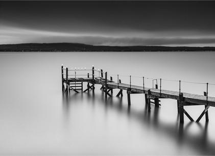 'Birds on a Pier' by Michael McCafferty, CB Camera Club