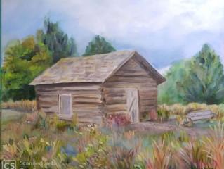 Help Preserve the Thomas Sleight Cabin
