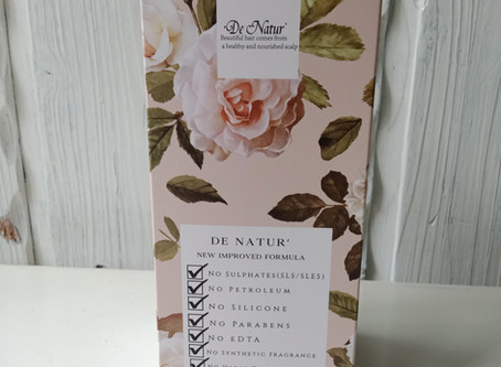 Organic shampoo & treatment