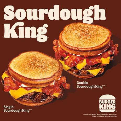 Les dernières nouveautés Burger King ont un goût de déjà-vu