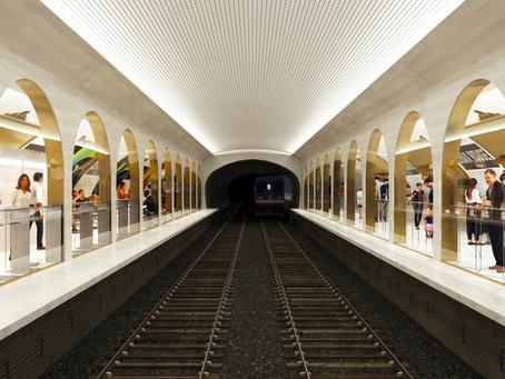 Une ancienne ligne de Métro se transforme en restau branché pour les parisiens