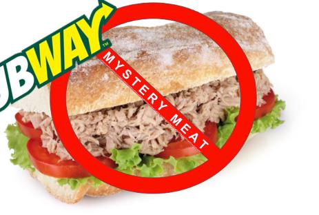 Action ou Vérité, les sandwiches au thon de Subway pourraient bien nous révéler quelques surprises