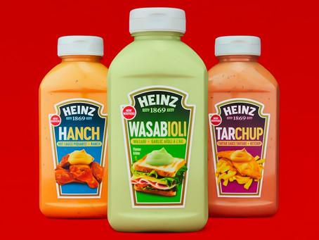 La collection printemps/été de Heinz s'annonce alléchante