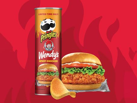Pringles se la joue Fried Chicken à l'heure de l'apéro