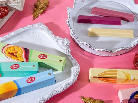 En Asie, KitKat ne fait pas les choses à moitié en matière de barres chocolatées
