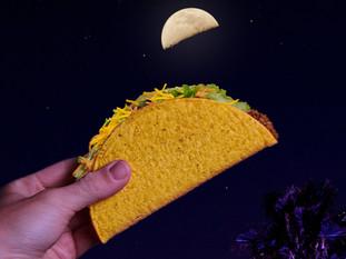 Des milliers de Tacos vont être offerts à travers le monde pour célébrer les facéties de la Lune